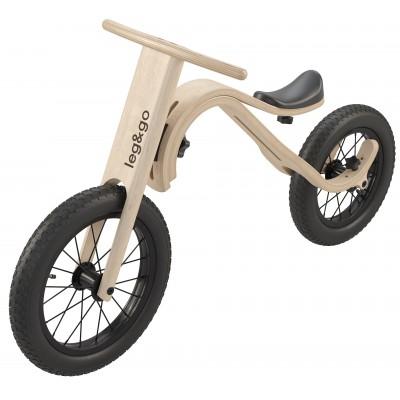 Smartsykkel - FULL PAKKE: Barnesykkel (3 i 1), Gynge-elefant, Downhill-sykkel, Pedalsykkel, Trehjulssykkel